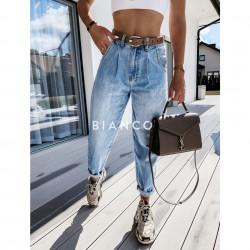 Παντελόνι jean mom