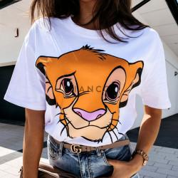 """Μπλούζα t-shirt """" simba"""""""