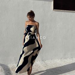 Φόρεμα strapless