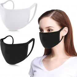 Μάσκες προστασίας υφασμάτινες (πακέτο 5τμχ)