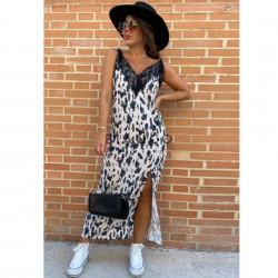 Φόρεμα animal print
