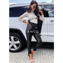 παντελόνι eco leather