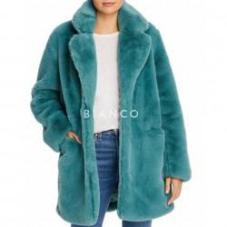 Γούνα  παλτό.