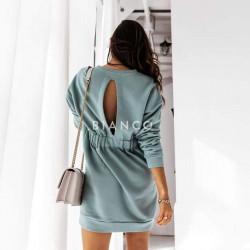 Μπλουζοφόρεμα φούτερ