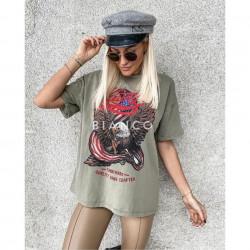 Μπλούζα t-shirt με print