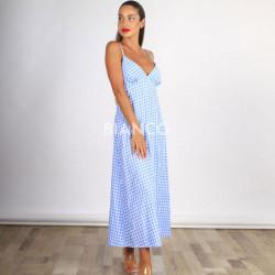 Φόρεμα καρό