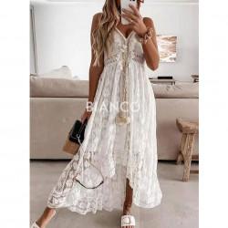 Φόρεμα δαντέλα