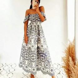 Φόρεμα κιπουρ