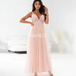 Φόρεμα με διπλές τιράντες