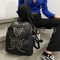 Τσάντα backpack με τρουκς