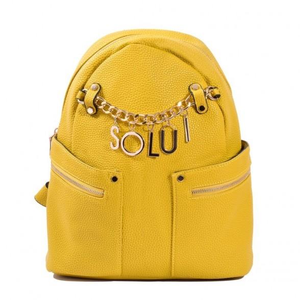 Τσάντα ( back pack ) με μήνυμα