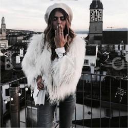 Παλτό Faux Fur