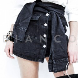 Φούστα jean