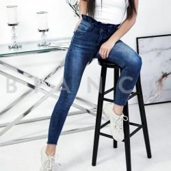 Παντελόνι skinny  jean ψηλόμεσο