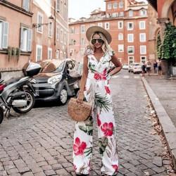 Ολόσωμη φόρμα Floral