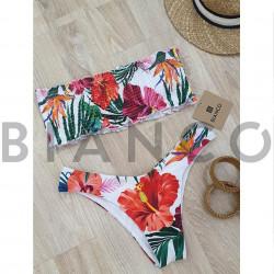 Μαγιό bikini strapless