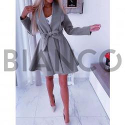 Παλτό velour