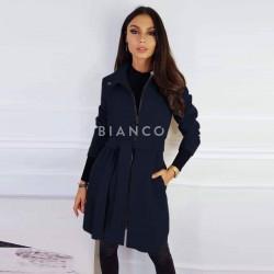 Παλτό με φερμουάρ