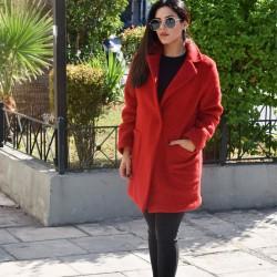 Παλτό μίντι