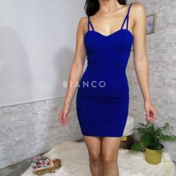 Φόρεμα με διπλή τιράντα