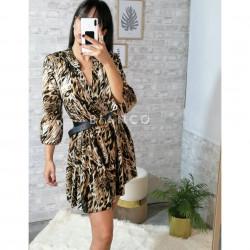 Φόρεμα animalprint