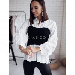 Μπλούζα σχέδιο πουκάμισο